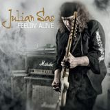 Blues Magazine Radio 51 | Album Tip: Julian Sas - Feelin` Alive