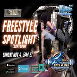 DJ Lexx Presents Freestyle Spotlight Countdown Ep 28  11-4-18