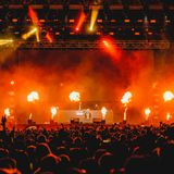 Chase & Status w/ MC Rage (MTA Records) @ V Festival 2017, Weston Park - Staffordshire (18.08.2017)