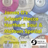 James D's Scissett Mecca Northern Soul & Motown Special 27 January 2017