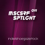 011 musicserf spotlight indie/shoegaze/rock