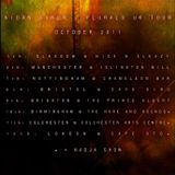 Plurals / Aidan Baker UK Tour Mix
