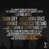 JP Lantieri set during the 27th Laurent Schark Selection live radio show