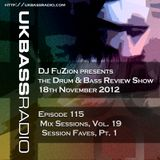 Ep. 115 - Mix Sessions, Vol. 19 - Session Faves Pt. 1