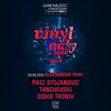 Disko Tronik Vinyl Tour 4 Win Music Freedom Park Cafe 03.05.19