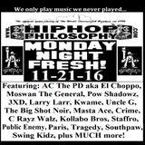 HipHopPhilosophy.com Radio - LIVE - 11-21-16