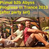 Primal b2b Abyss - Progress in Trance (after party set 2013)
