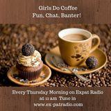 Girls do Coffee with Guest Hazel 5th Jan 2017