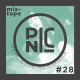 Mixtape Picnic #28 - Special Guests! Vic Flaksbaum