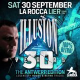 "DJ Wout Radioshow week 39/2017 ""Illusion 30 Years"""
