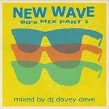 New Wave 80's Mix Part 1