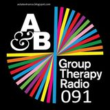 Above & Beyond - Group Therapy 091 (08.08.2014), ABGT091 (incl. Parker & Hanson Guestmix) [FD]