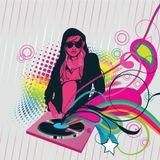 DJ LADY V DEEP HOUSE MIX 2014