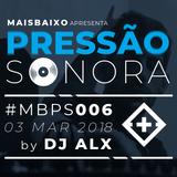 Pressão Sonora - 02-03-2018