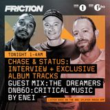 Friction - BBC Radio 1 (Enei, Chase & Status Guest Mixes) (15-08-2017)