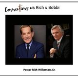 """The Wilkerson family is quite famous because of my cousin David Wilkerson, of the 'Cross and Switch"