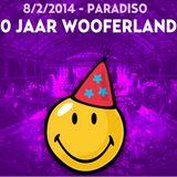 DJ Celeste @ Winter Wooferland Paradiso Amsterdam