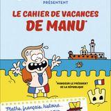 """A la croisée des chemins, d'Alex Mathiot - Guillaume Meurice pour """"Le Cahier de vacances de Manu"""""""