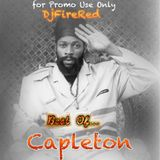 DjFireRed Presents - Best of... Capleton Preview mix