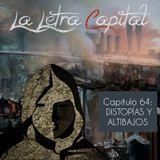 LALETRACAPITAL PODCAST (ONDA LATINA) - CAPÍTULO 64 - DISTOPÍAS Y ALTIBAJOS