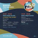 A NIGHT FOR SPIRIT  ...  Feat Bryan Gee B2B Total Science - Stamina Mc  Fats & Blackeye SNB 2018