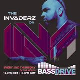 The Invaderz Bassdrive Show #3 121017