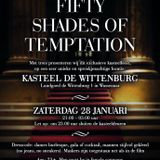 Live DJ set recording of DJ JOSE & SANTITO @ Fifty Shades of Temptation 28-01-2017