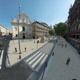 2012.11.13 Ferenciek tere átalakítása