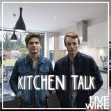 Kitchen Talk - George & Joe - 12/02/17