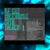 Commercial Cuts: Volume 1 | 2.22.13 | @djmazmusic