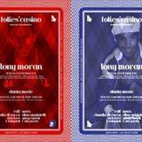 Les folies De pigalle / Claudio Di Rocco & Tony Moran /Casino' / 21-09-03