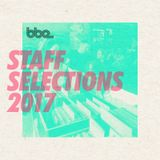 BBE Staff Selections 2017