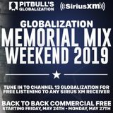 Kidd Spin - Memorial Day Mix Weekend - Pitbull's Globalization - Live Mix 1