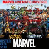 Blockbuster 2017.11.02. A Marvel mozibirodalmáról.