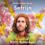 Sefrijn @ Ecstatic Dance Rotterdam (30 March 2019)