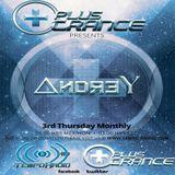 AndreY - PlusTrance # 17 @TempoRadio 08/07/2014