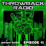 Throwback Radio #11 - DJ CO1 (Classic House)