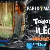 #IlegalesRadio87 Entrevista Pablo Porciúncula
