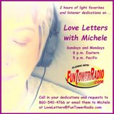 January 12 and 13, 2020 - Love Letters with Michele
