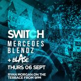 Mercedes Blendz - Switch (Thursday 6th September Promo Mix) #Belfast