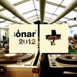 Richie Hawtin - Live at Sonar Festival - 15.06.2012