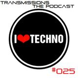 Transmissions: The Podcast Episode #025 Especial: Techno Classics