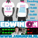 """10-6-2018 """" EDWIN ON """" The Sunny JAMM ON Sunday @ Jamm Fm met Edwin van Brakel"""