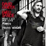 David Guetta Feat Emeli Sande - What I did for Love (Plastic Tactic MIXLEG )