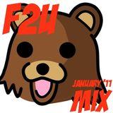 F2U January 2011 Mix