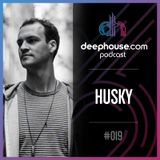 deephouse.com podcast 019 with DJ Husky