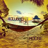 4Clubbers Hit mix House vol. 2 - CD4 (2014)