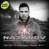 Nik Nazarov - Friday Night Life -TakeOff @Pulsar FM(France) 18_12_12