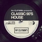 No1DJPIMMs Classic 90s House Mix Sep 2015