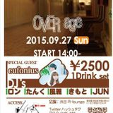 20150922 eufonius only MIX for OverAge